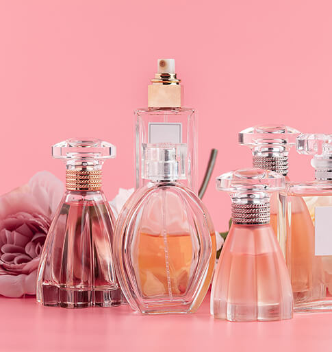 Сама себе парфюмерный стилист
